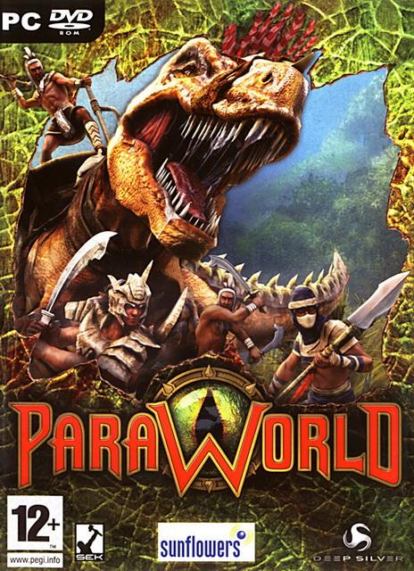 ParaWorld saved game full
