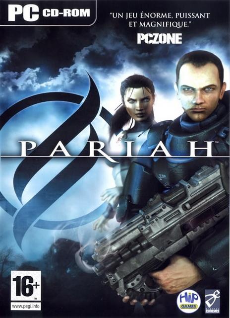 Pariah pc save game 100%