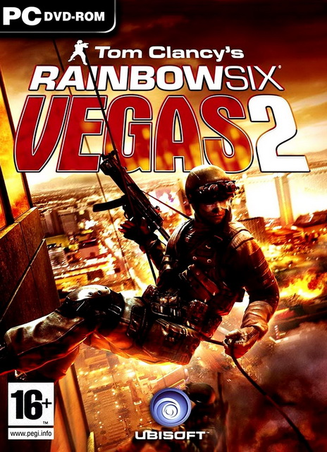 Tom Clancy's Rainbow Six Vegas 2 saved game PC