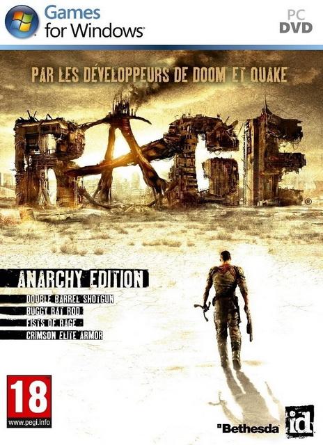 Rage save game 100% & unlocker