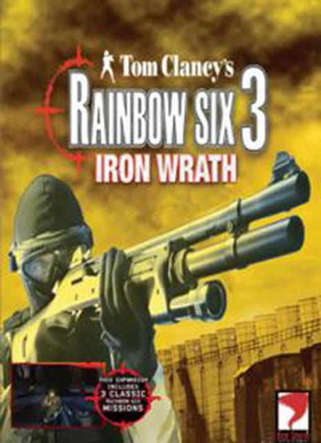 Rainbow Six 3 Iron Wrath pc save game 100%