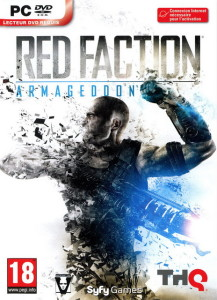 Red Faction: Armageddon pc 100% save game pc