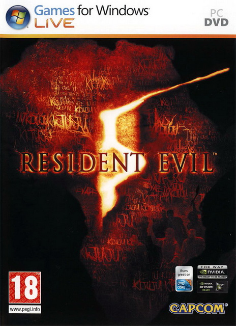 Resident Evil 5 pc save game 100%