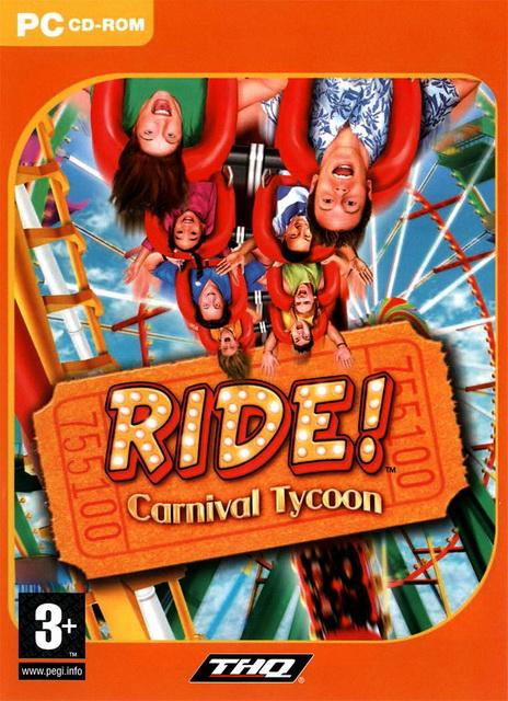 Ride! Carnival Tycoon pc savegame 100%