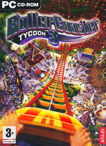 RollerCoaster Tycoon 3 PC savegame PC 100%