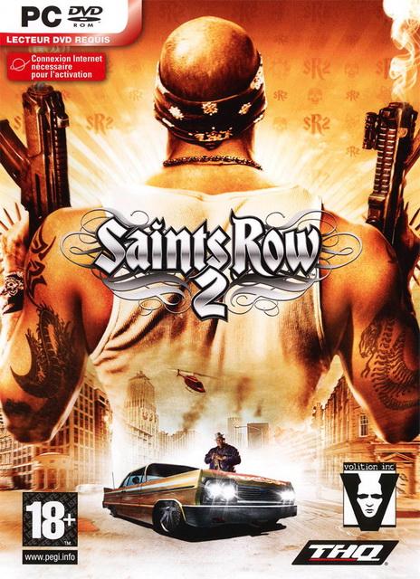 Saints Row 2 pc game save 100/100