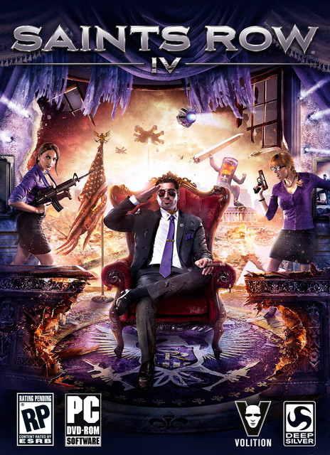 Saints Row IV pc save game & unlocker 100/100