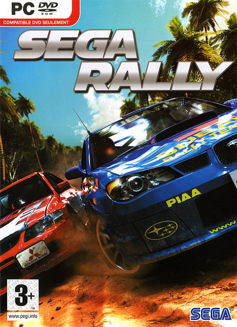 Sega Rally Revo save game for PC 100%