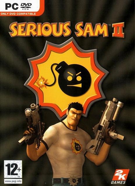 Serious Sam 2 saved game & unlocker 100%