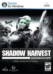 Shadow Harvest: Phantom Ops pc savegame 100%