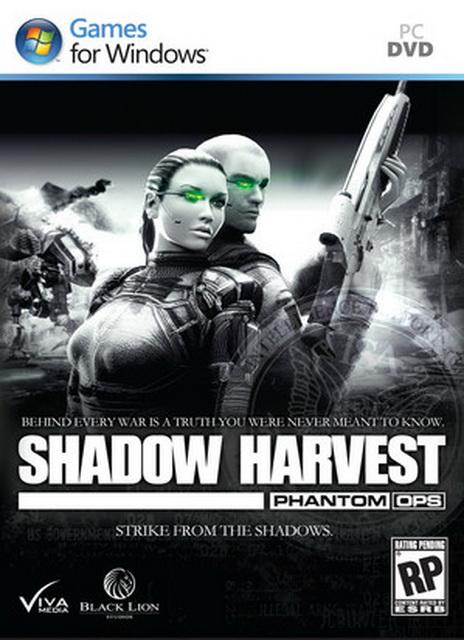 Shadow Harvest: Phantom Ops pc savegame 100%