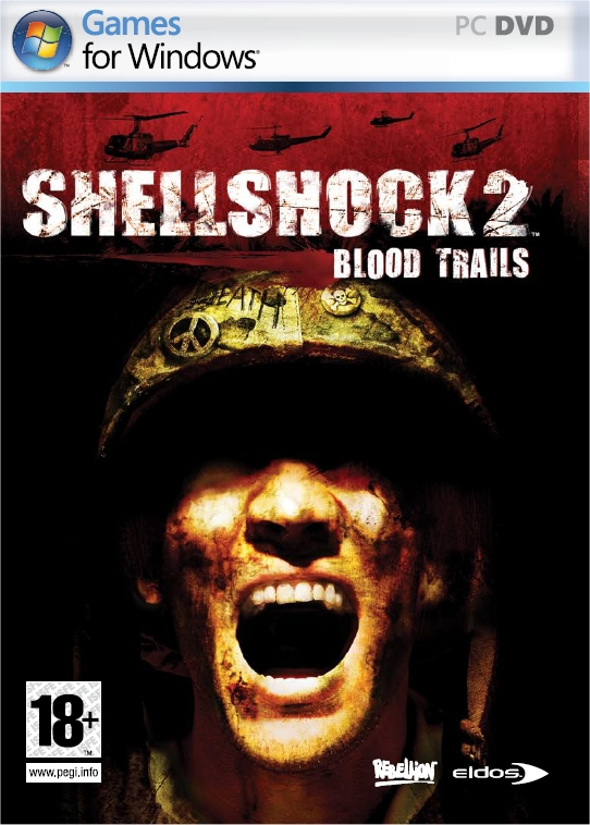ShellShock II Blood Trails pc saved game 100%