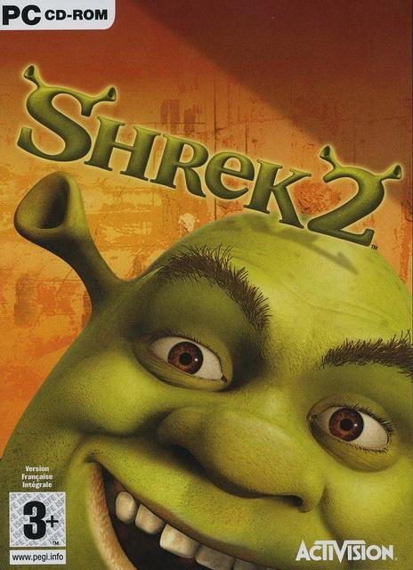 Shrek 2 savegame 100% unlocker