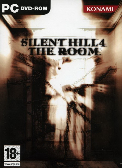 Silent Hill 4 The Room pc save game 100% pc