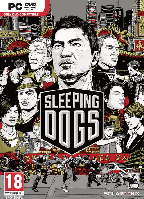 Sleeping Dogs pc save game 100%