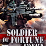 Soldier of Fortune Payback pc save game 100% & unlocker