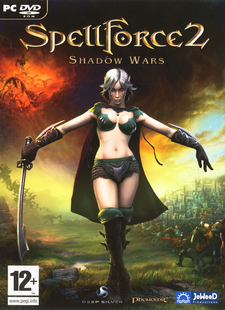 SpellForce 2 Shadow Wars pc unlcoker & save 100/100