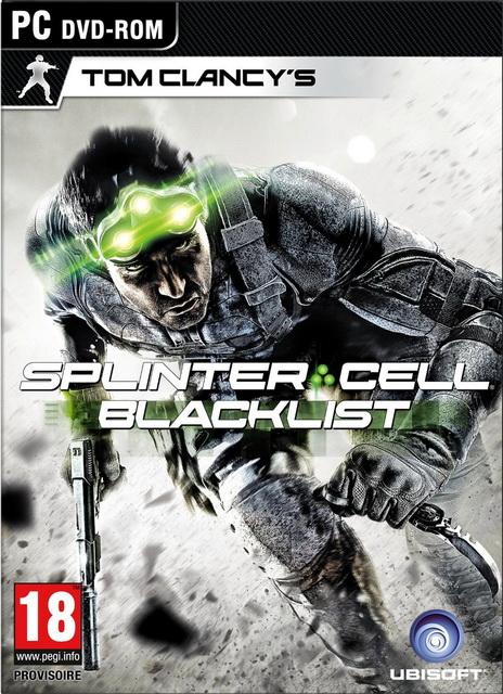 Splinter Cell Blacklist pc save game 100%