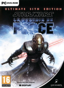 Star Wars: The Force Unleashed save game 100%