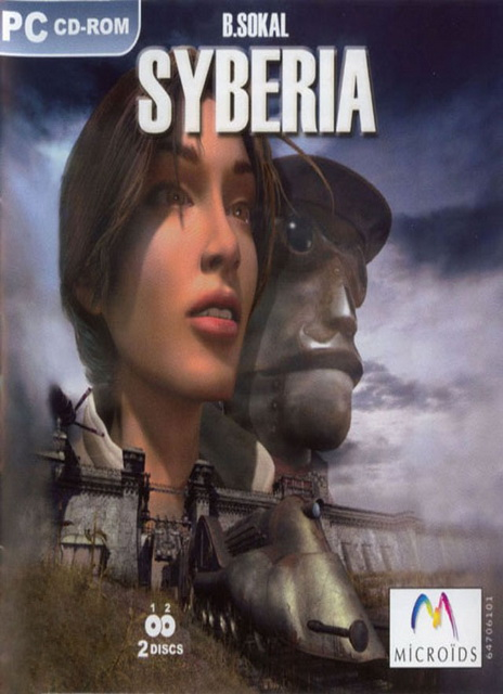 Syberia savegame 100% pc
