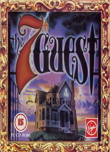 The 7th Guest pc save game 100%