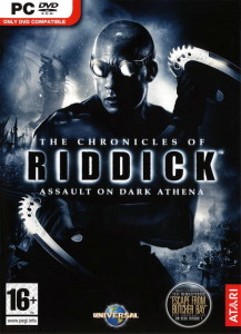 The Chronicles of Riddick: Assault on Dark Athena pc saved game 100%