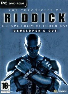 The Chronicles of Riddick: Escape From Butcher Bay - Developer's Cut pc save game