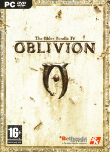 The Elder Scrolls IV Oblivion - pc save game 100%