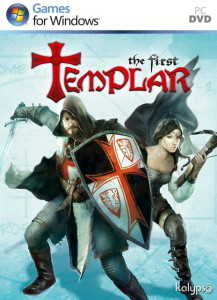 The First Templar pc savegame & unlocker 100%
