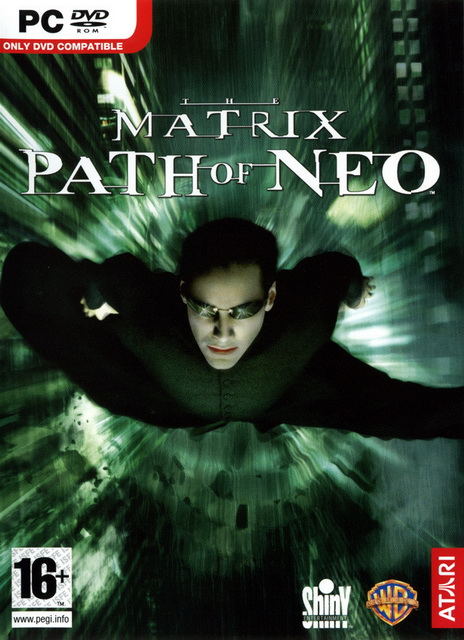 The Matrix: Path of Neo savegame 100%
