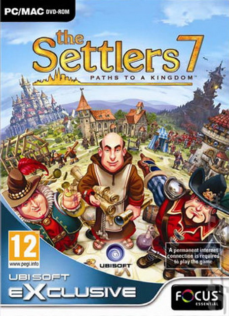 The Settlers 7: Paths to a Kingdom saved game & unlocker
