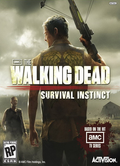 The Walking Dead Survival Instinct  pc saved game & unlocker