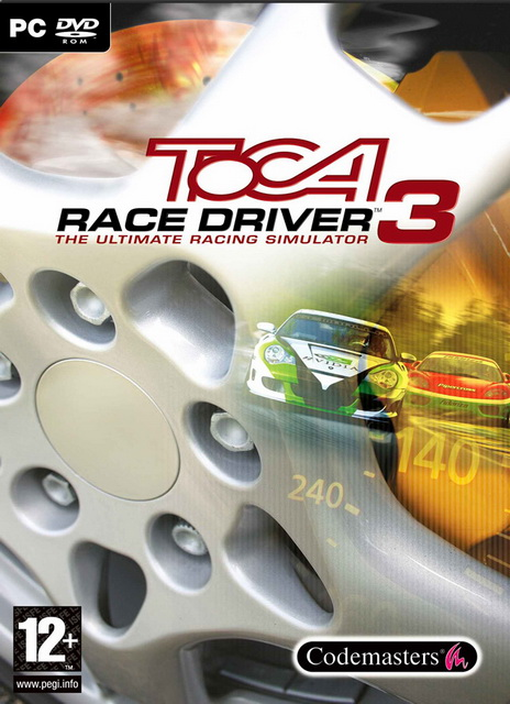 Toca Race Driver 3  pc saved game 100%