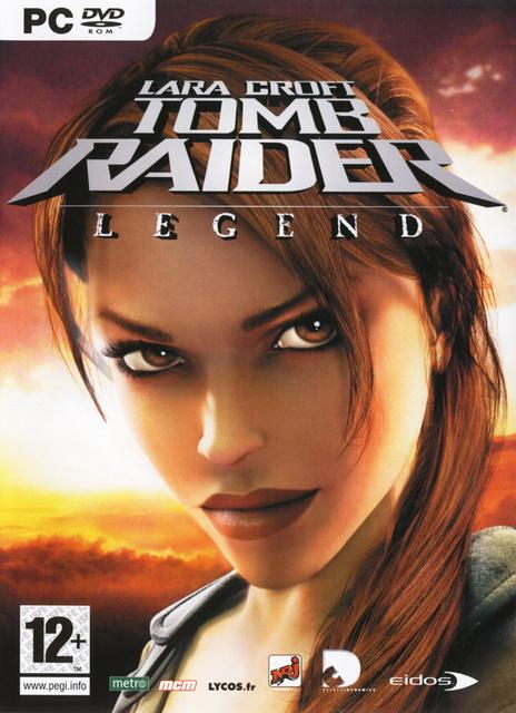 Tomb Raider: Legend pc saved game 100%