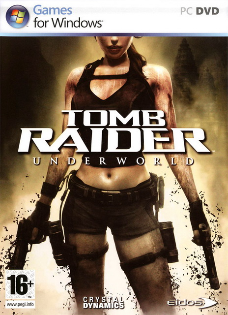 Tomb Raider: Underworld pc save game 100%