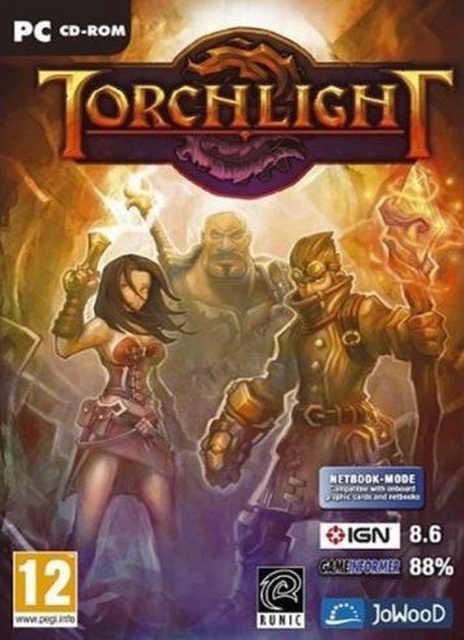 Torchlight pc save game