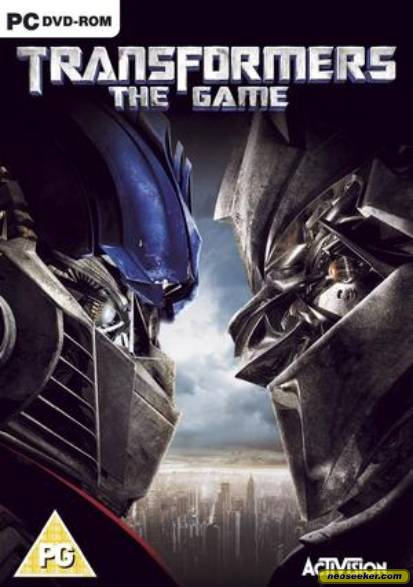 Transformers The Game pc save game & unlocker 100%