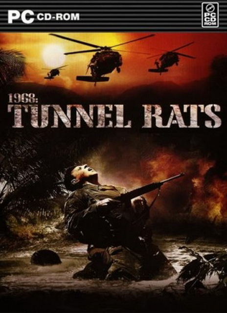 Tunnel Rats 1968 pc game save & unlocker