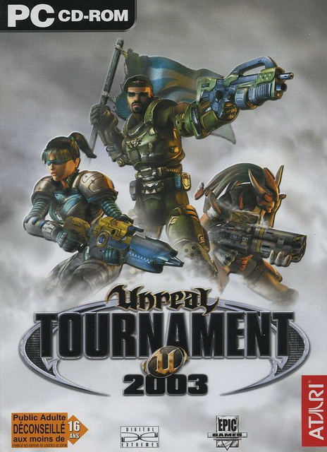 Unreal Tournament 2003 pc savegame