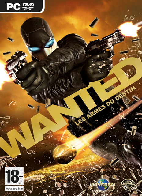 Wanted: Weapons of Fate save game pc