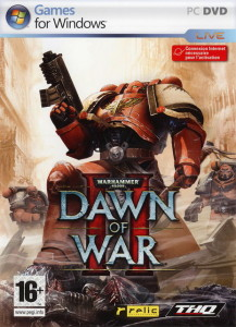 Warhammer 40,000: Dawn of War pc save game