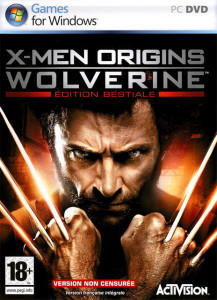 X-Men Origins: Wolverine save game