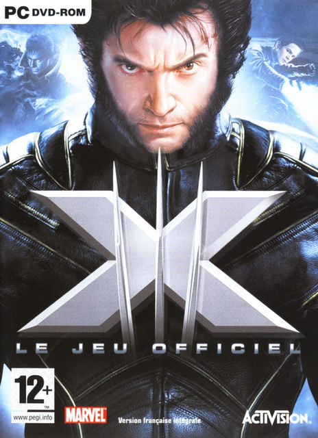 X-Men: The Official Game 100% save game pc