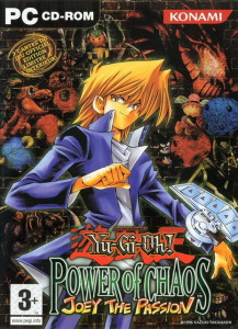 Yu Gi Oh Power Of Chaos Joey The Passion