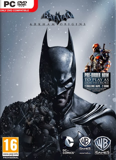 Batman Arkham Origins save and unlocker