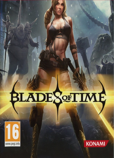 Blades of Time save game 100% PC