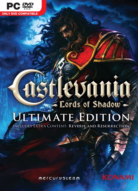 Castlevania Lords of Shadow Ultimate Edition save game 100% PC