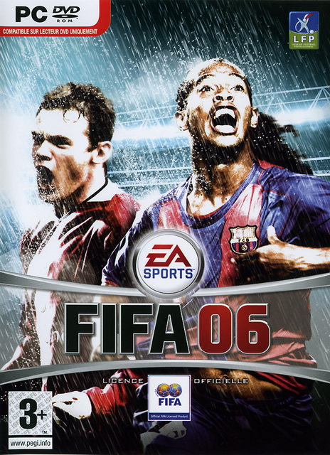 FIFA 2006 PC game save