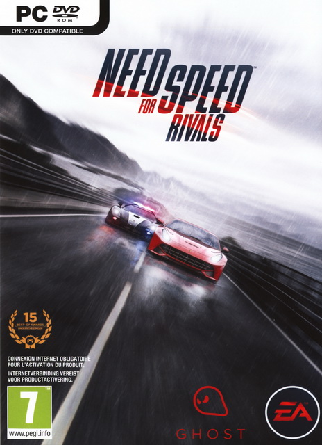 Need for Speed Rivals pc save game