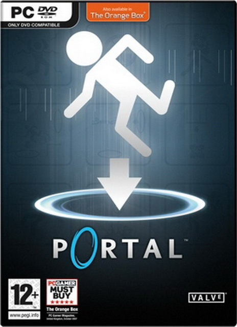 Portal save game 100% pc